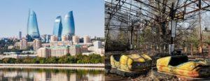 Baku i Černobilj - Na vratima istoka
