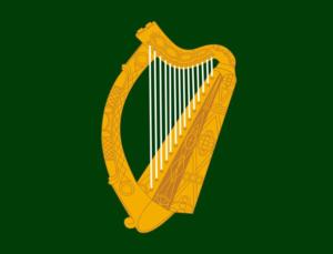 simboli Irske - harfa