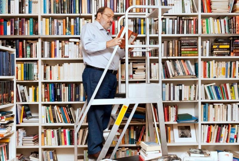 Umberto Eko biblioteka
