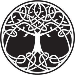 simboli Irske - keltsko drvo života