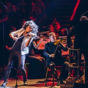 Nemanja Radulović violinista